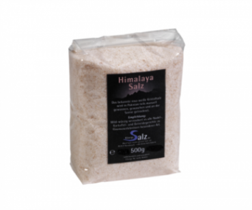 Himalaya King Salt Bag 500g