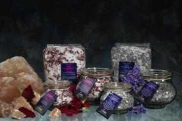 Rose Blossom King bath salt 500g