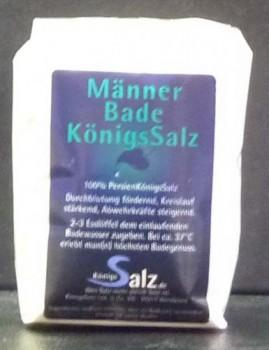 Mens Bath King Salt in the bag 250g