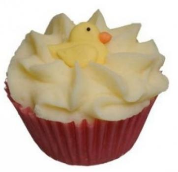 Bade Muffin - Strawberry Duck - 3er Pack