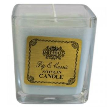 Soya Bean Jar Candles - Fig & Cassis
