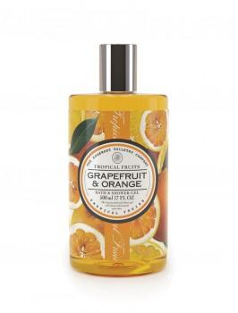 Tropical Fruits - Bade- & Duschgel - Grapefruit & Orange