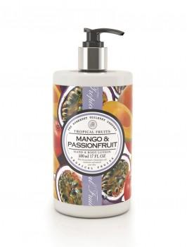 Tropical Fruits - Hand & Body Lotion - Mango & Passionsfrucht