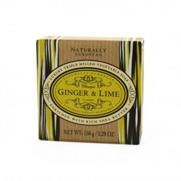 Somerset Ginger & Lime Seife