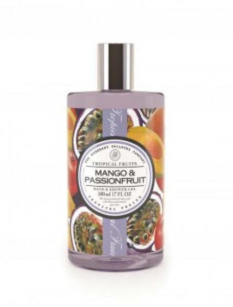 Tropical Fruits - Bade- & Duschgel - Mango & Passionsfrucht