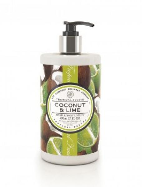 Tropical Fruits - Hand & Body Lotion - Kokosnuss & Limette