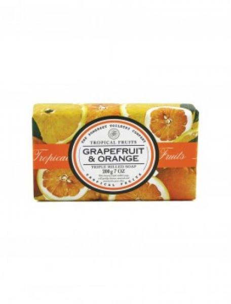 Tropical Fruits - Seife - Grapefruit & Orange