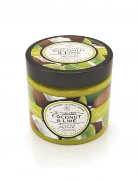 Tropical Fruits - Zuckerpeeling - Kokosnuss & Limette